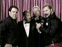 Tully and Arn in the WWF.