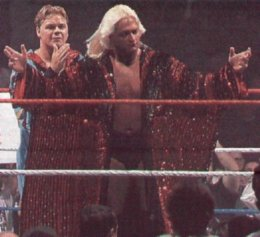 The Dean and the Nature Boy.