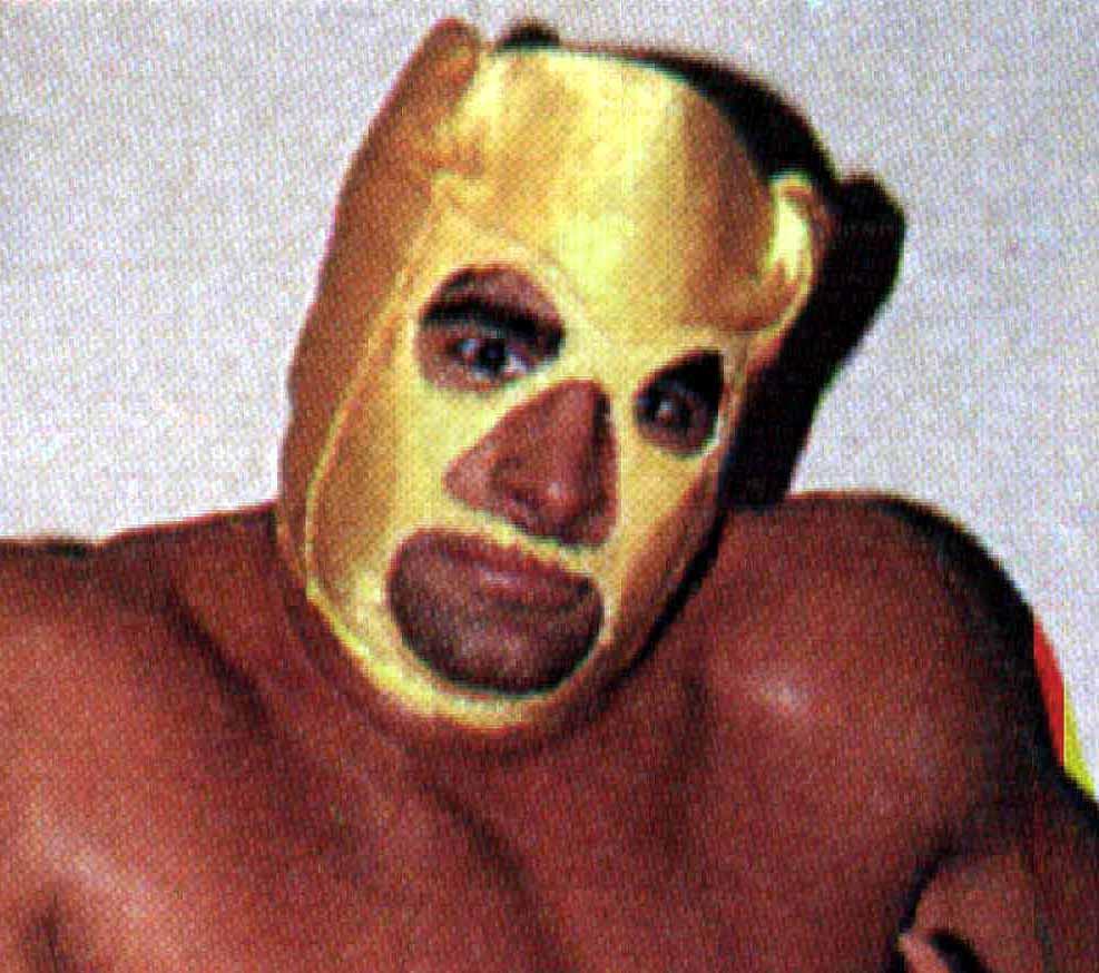 K Dog Wcw masked1